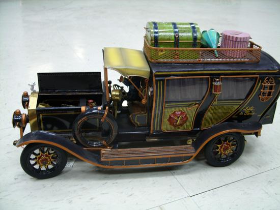 Rolls Royce Steamauto