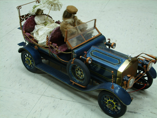 Rolls Royce Handmodel, J.P. Hartmann