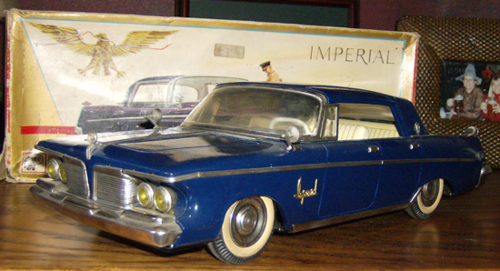 Chrysler Imperial Blue
