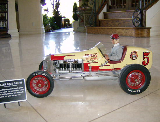 Edmunds, Gilmore Speedway Special