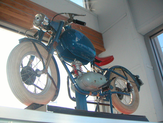 Rare Motorcycle