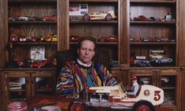 Ron Sturgeon, Toy Museum founder