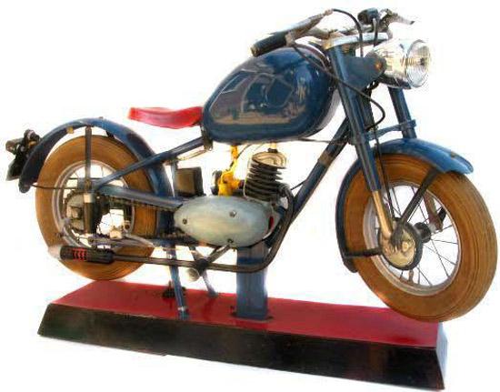 Rare Motorcycle